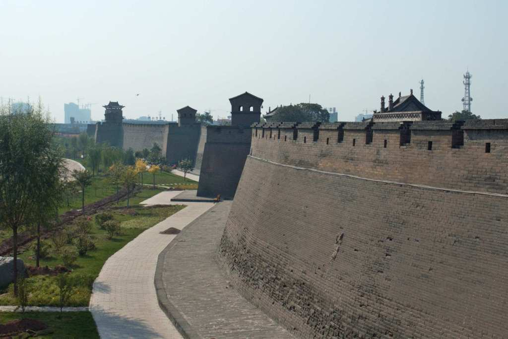 Крепостная стена Китай