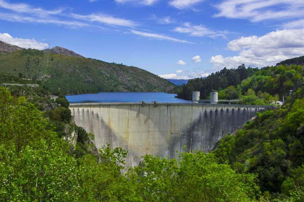ГЭС Португалия Пенеда Жереш