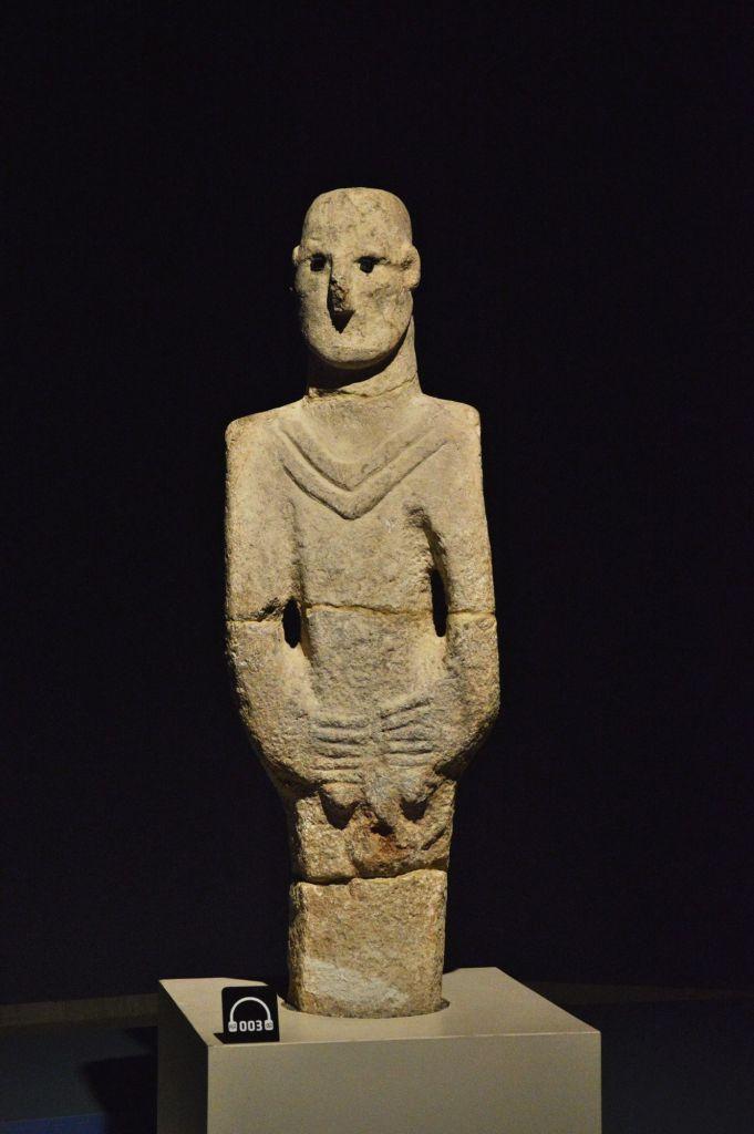 Скульптура Urfa Man