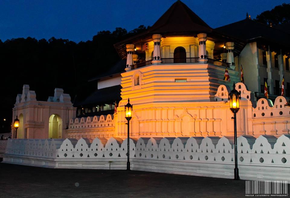 Архитектура Шри-Ланки