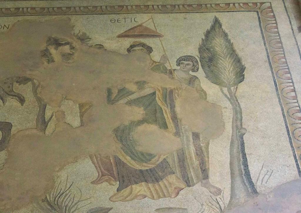 картина по мотивам мифов Древней Греции