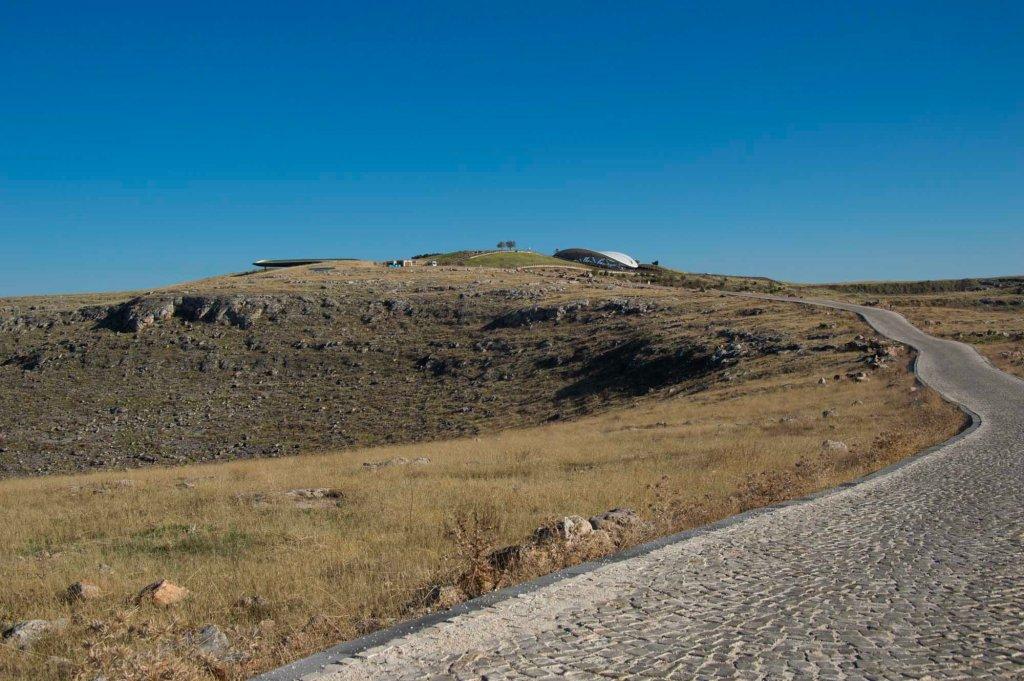 Пузатый холм в Турции