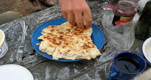 Хлеб аборигенов