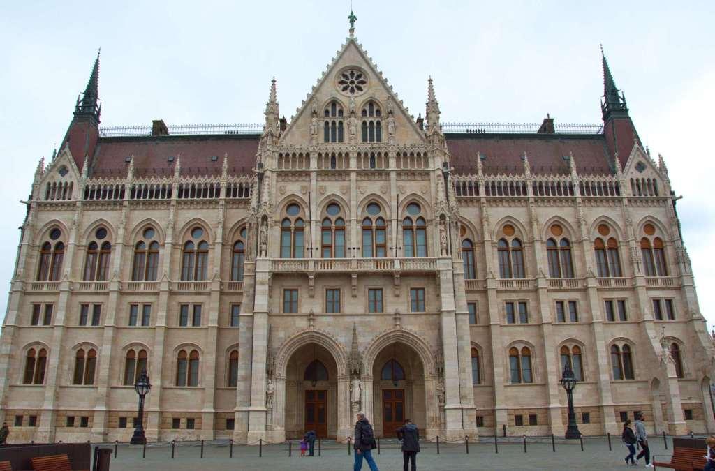 Архитектура Будапешт