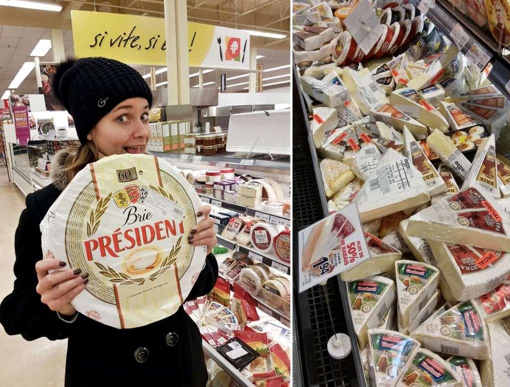 Сыр Президент