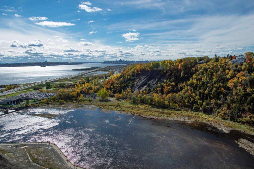 Провинция Квебек - природа