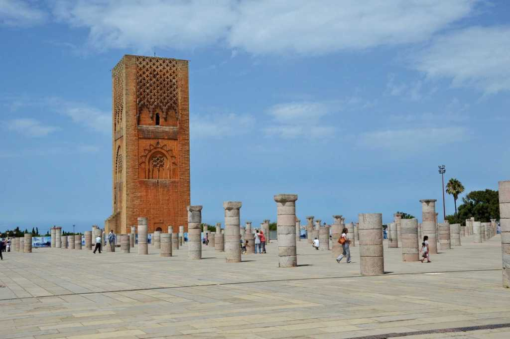 Hassan Tower Рабат