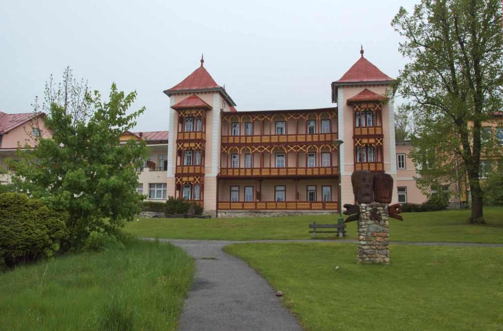 Отель в Татрах
