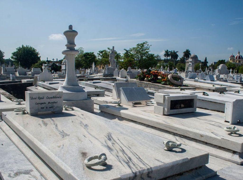 Католическое кладбище
