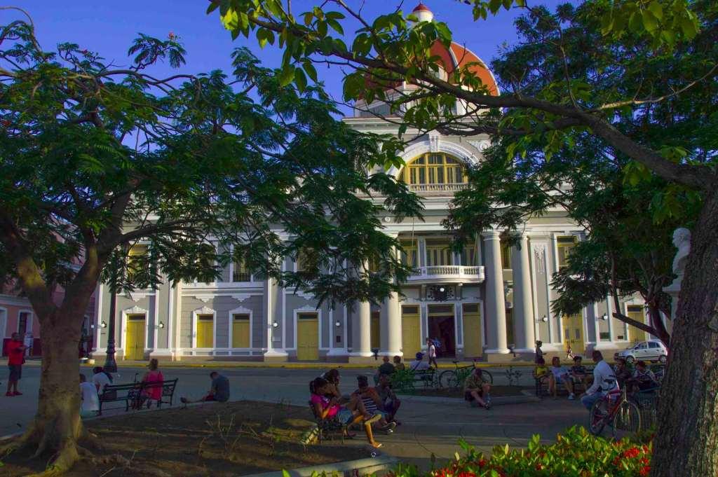Администрация город Сьенфуэгос Куба