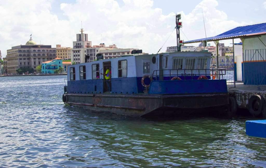 Водный транспорт Гавана