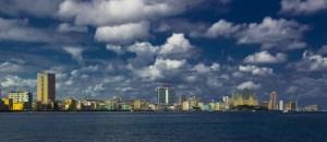 Панорама города Гавана