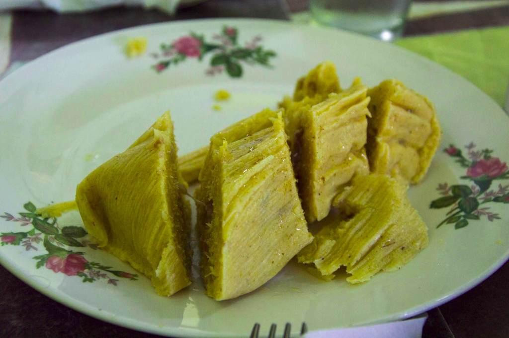 Тамал - блюдо Латинской Америки