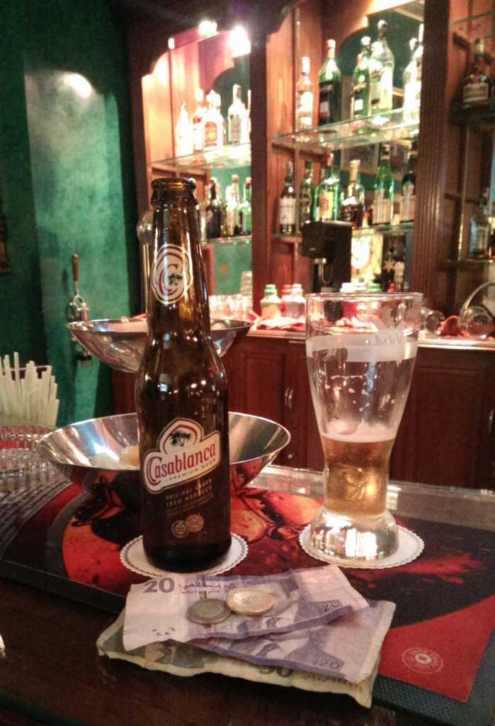 Бар - пиво Casablanca