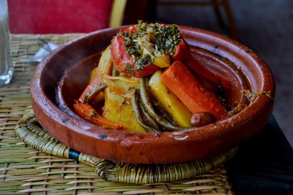Таджин блюдо