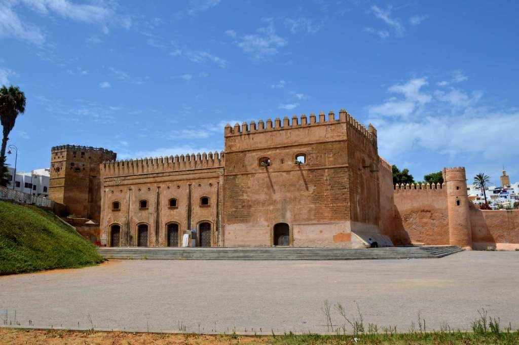 Крепость Марокко