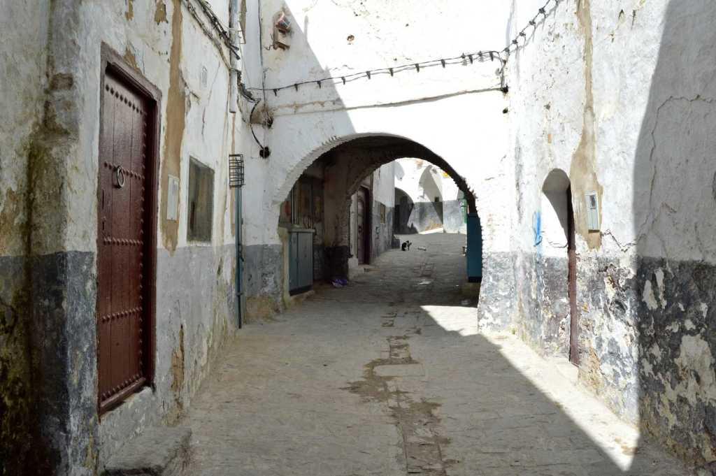 Марокко - старый город