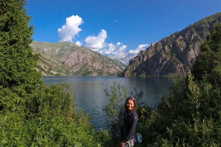 Достопримечательность Киргизии