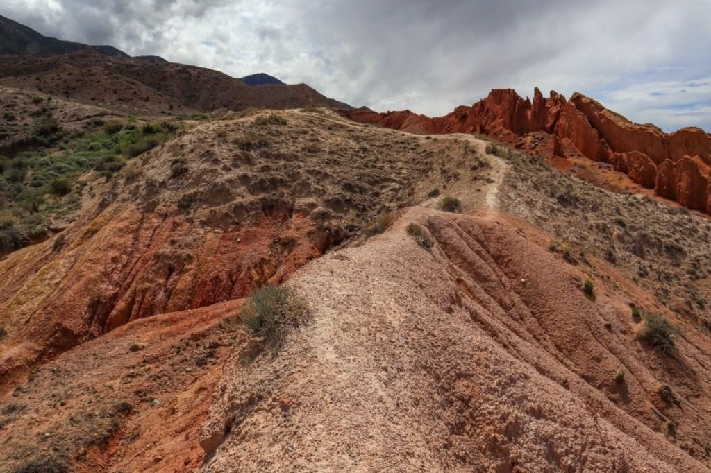 пешеходный маршрут каньон сказка