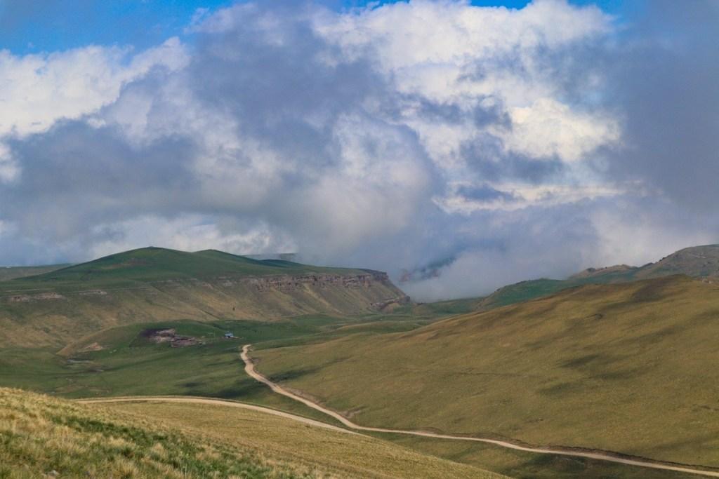 гумбаши перевал