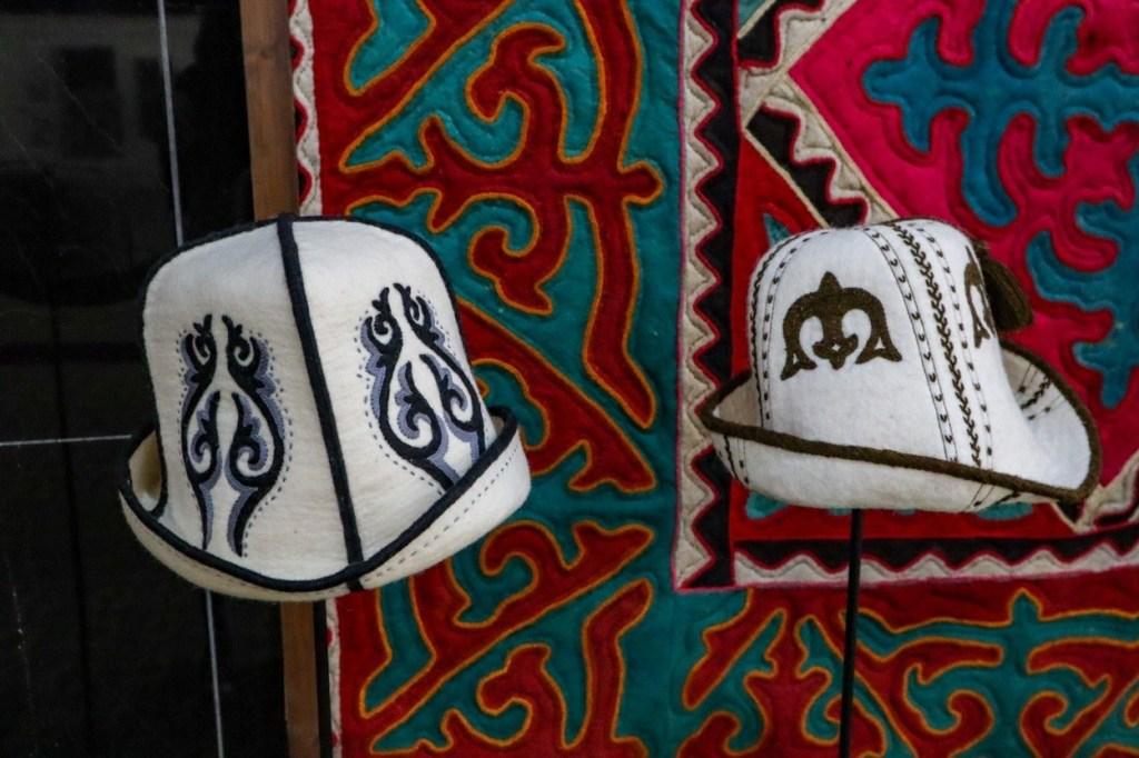 калпак — головной убор киргизов