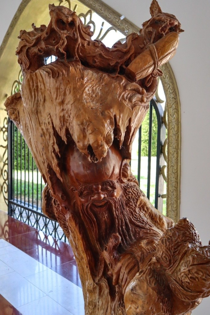 резьба по дереву рух ордо