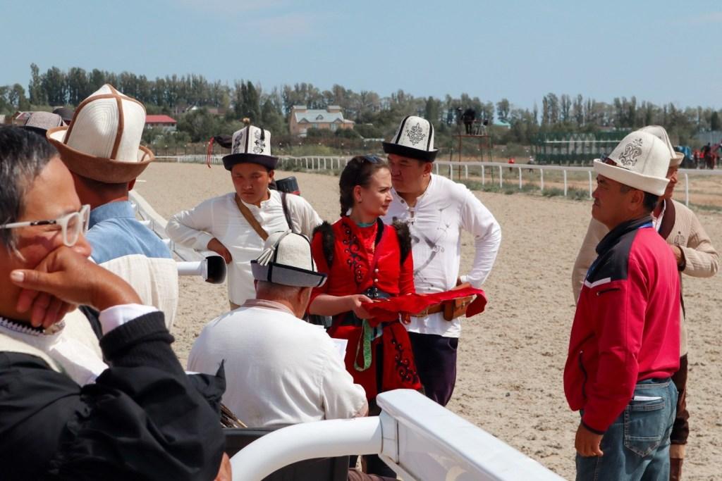 Калпак — национальная киргизская шапка