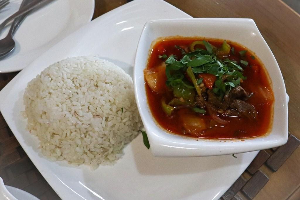 Ган Фан — киргизская кухня