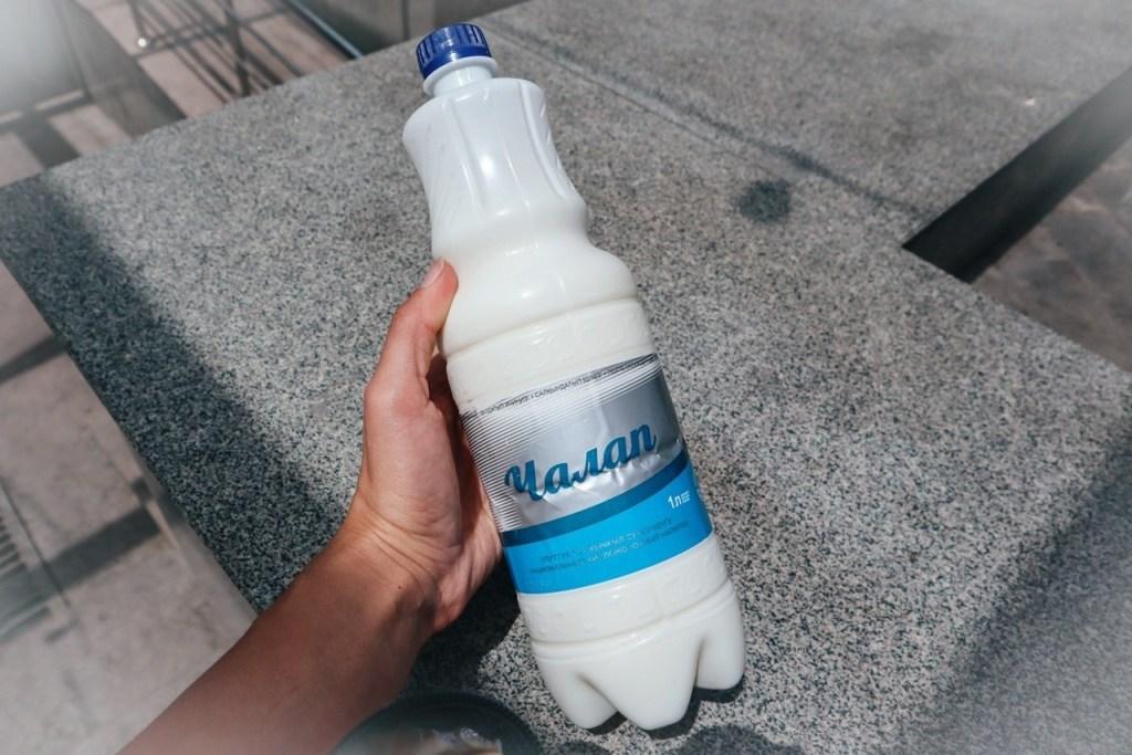 Бутылка чалапа