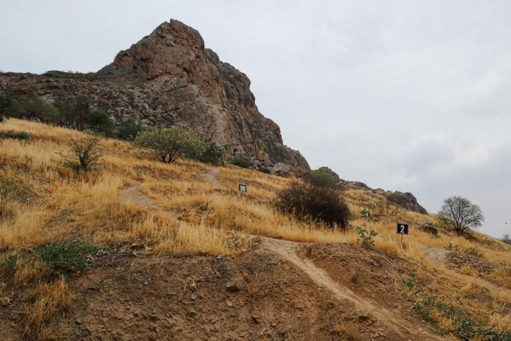 Ошское поселение — раскопки