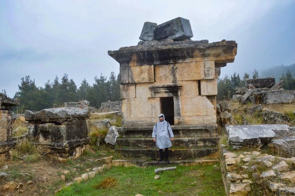 Погребальное сооружение Иерополис
