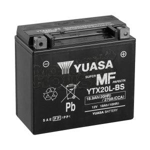 Bateria Para Motocicleta Yuasa Usa Ytx20l-bs
