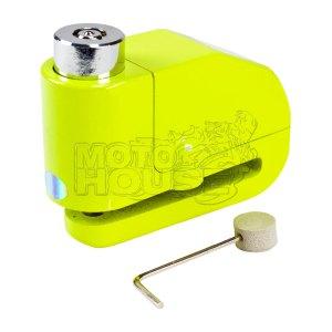 Candado De Disco Para Motocicleta Sxp C/ Alarma