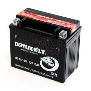 Bateria Para Motocicleta Dynavolt Dtx12-bs ( Ytx12-bs )