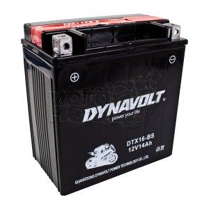 Bateria Para Motocicleta Dynavolt Dtx16-bs (ytx16-bs)