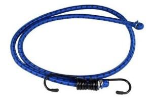 Pulpo Para Sujetar Con 2 Ganchos Color Azul Motoflash 50