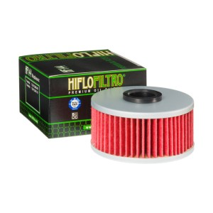 Filtro De Aceite P/motocicleta Hiflo Hf144 / Hf-144
