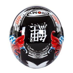 Casco Motociclista Integral Certificado Suomy Apex Japan Rjo