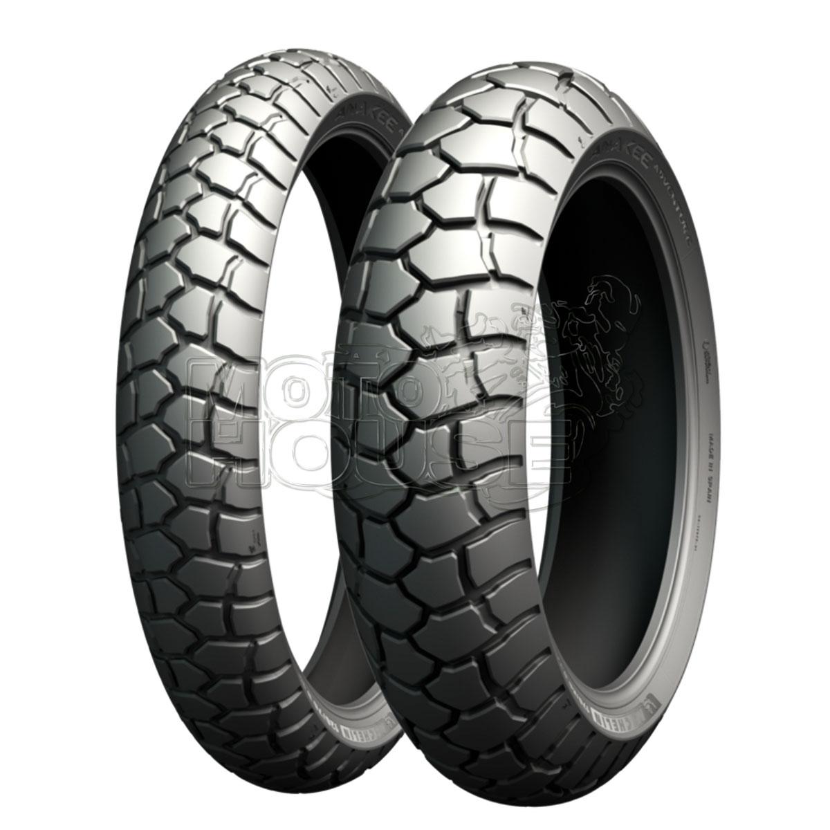 Llanta Para Moto Michelin Anakee Adventure 110/80-19 59v