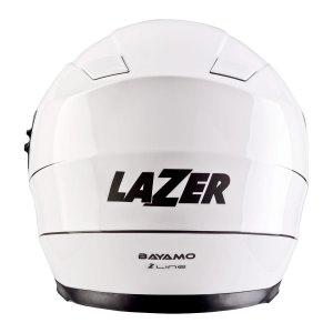 Casco Integral Cert. Con Lentes Lazer Bayamo Z-line Blanco