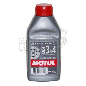 Liquido De Freno Motul Dot 3 & 4 500 Ml