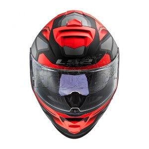 Casco Integral P/ Motociclismo Ls2 Ff800 Storm Faster Rojo