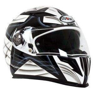 Casco Motociclismo Integral C/ Lentes Suomy Halo Class