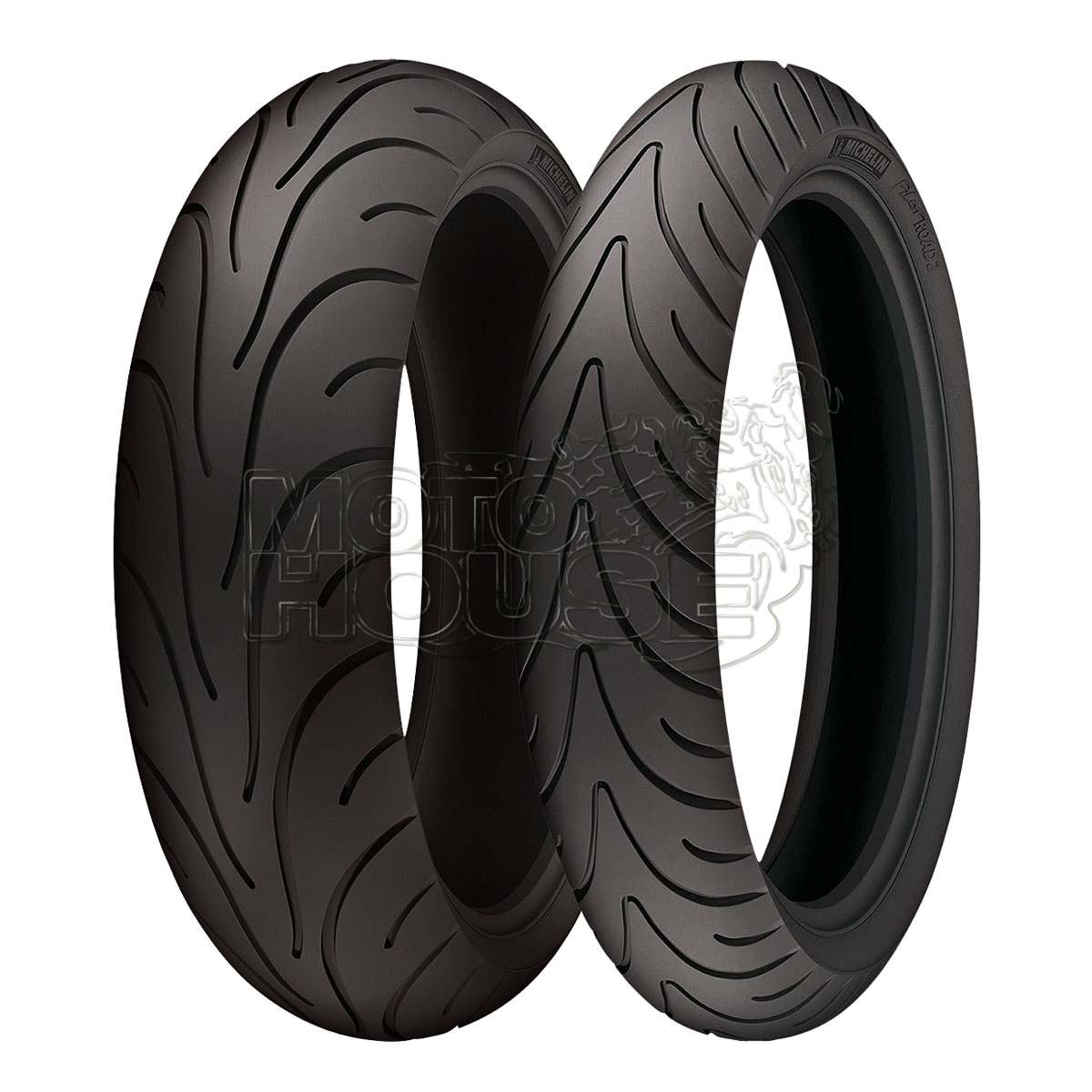 Llanta Para Motocicleta Michelin Pilot Road 2 120/70-17 58w