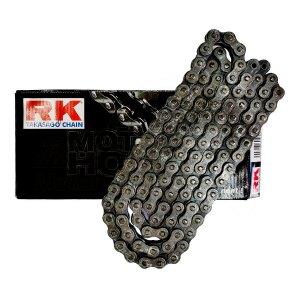 Cadena Para Motocicleta Rk Paso 520×120 O'ring