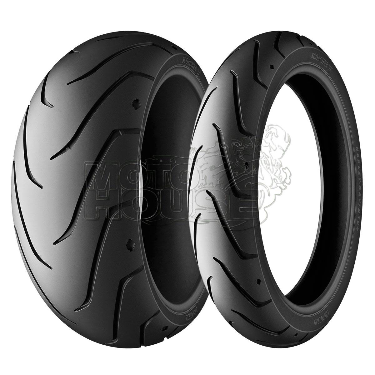 Llanta Para Motocicleta Michelin Scorcher 11 150/60-17 66w