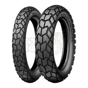 Llanta Para Moto Michelin Sirac 120/80-18 Usa Cámara