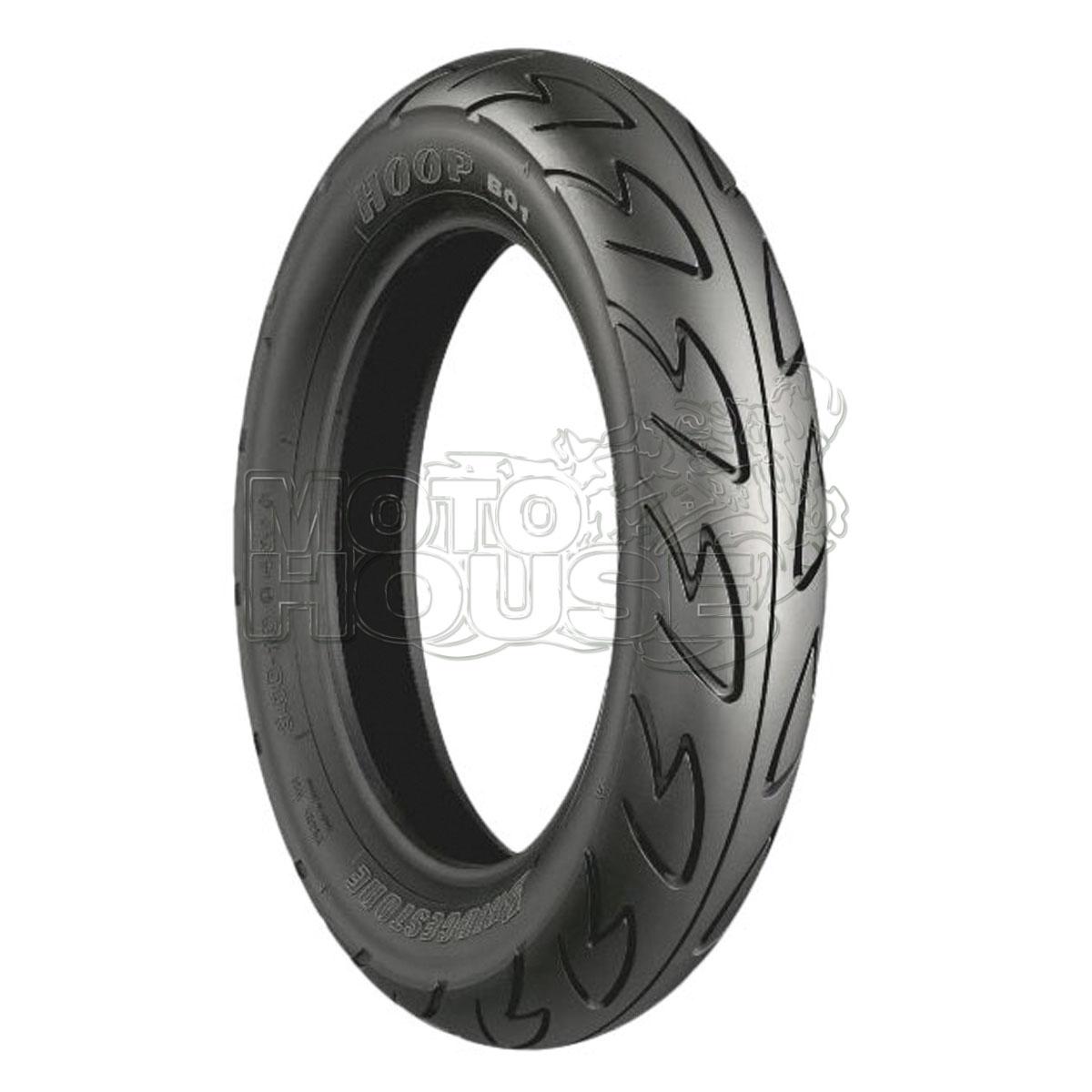 Llanta P/ Motocicleta Bridgestone Hoop B01 3.50-10 59j D/t