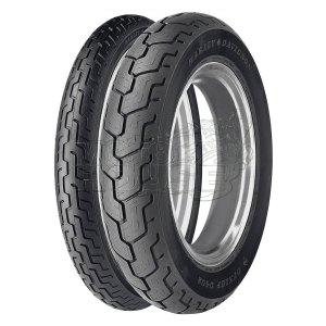 Llanta P/ Moto Dunlop D402 Mt90b16 (130/90-16) 72h