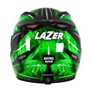 Casco Integral Lazer Osprey Kestrel Raptor Pure Glass